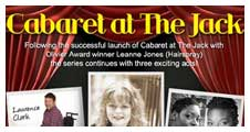 eflyer portfolio | Cabaret at the Jack